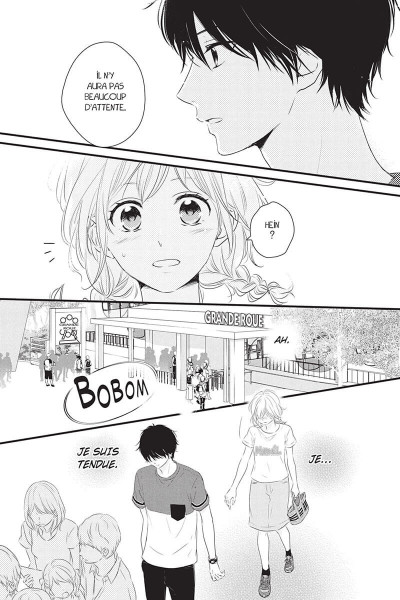 Page 8 Waiting for spring tome 5