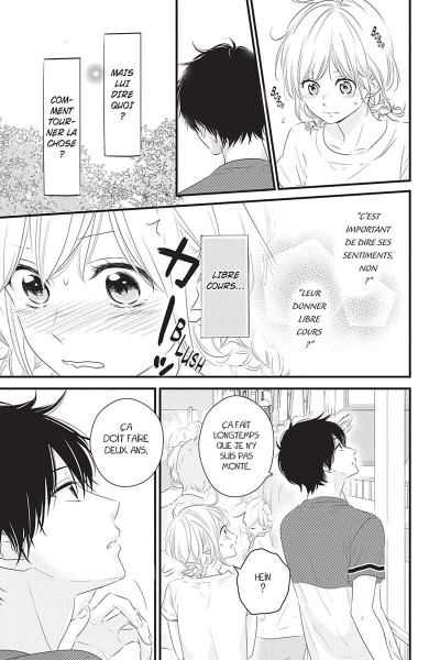 Page 9 Waiting for spring tome 5