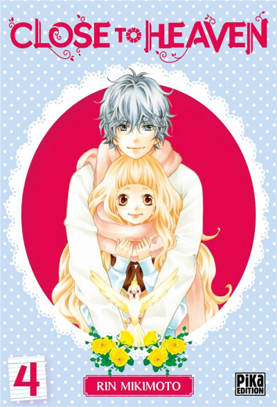 Couverture Close to heaven tome 4