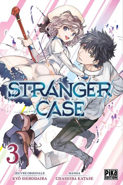 Couverture Stranger case tome 3