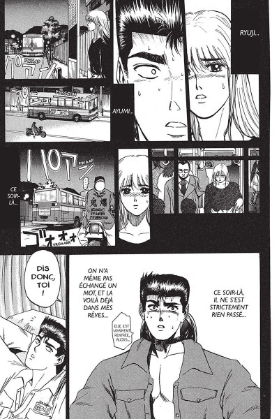 Page 9 Young GTO - édition double tome 12