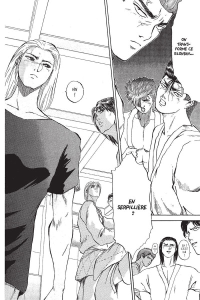 Page 4 Young GTO - édition double tome 13