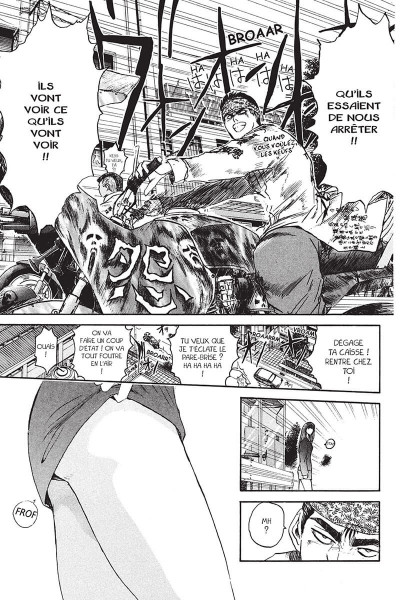 Page 7 Young GTO - édition double tome 14