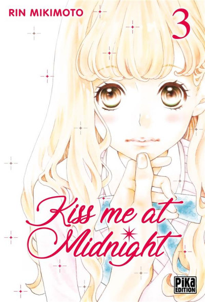 Couverture Kiss me at midnight tome 3