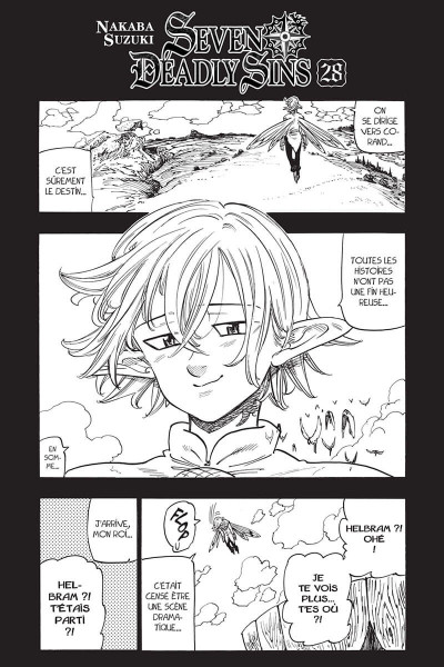 Page 1 Seven deadly sins tome 28