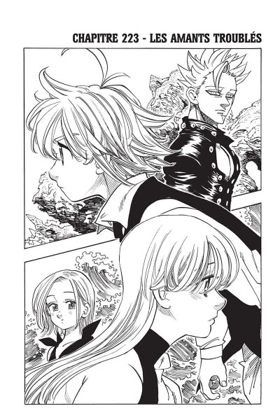 Page 3 Seven deadly sins tome 28
