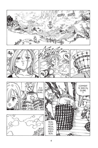 Page 4 Seven deadly sins tome 28