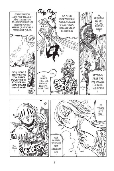 Page 9 Seven deadly sins tome 28