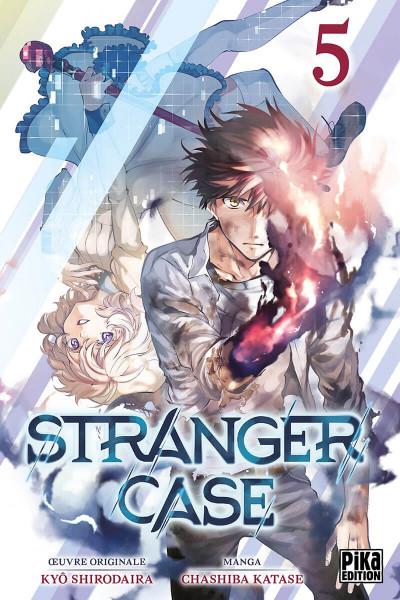 Couverture Stranger case tome 5
