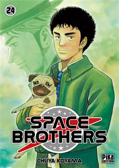 Couverture Space brothers tome 24