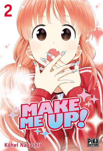 Couverture Make me up ! tome 2