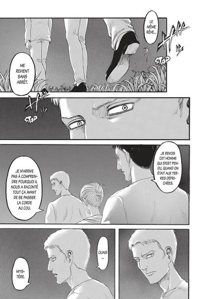 Page 5 L'attaque des titans tome 25
