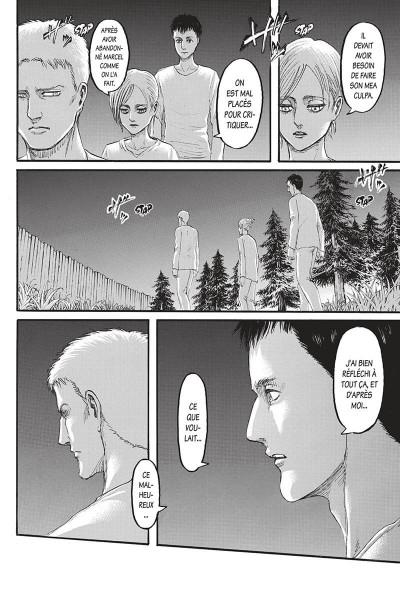 Page 6 L'attaque des titans tome 25