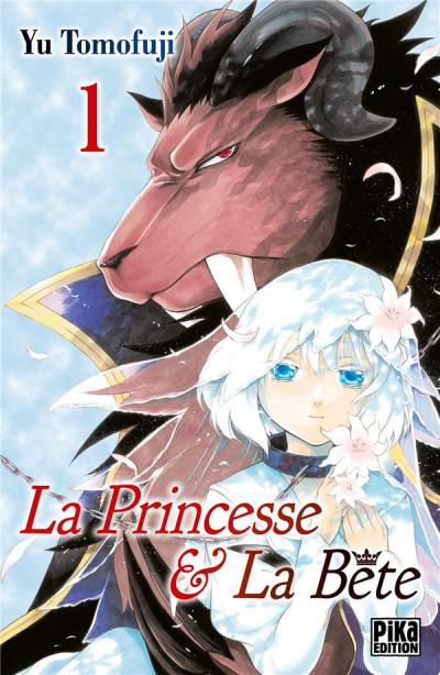 Couverture La princesse et la bête tome 1