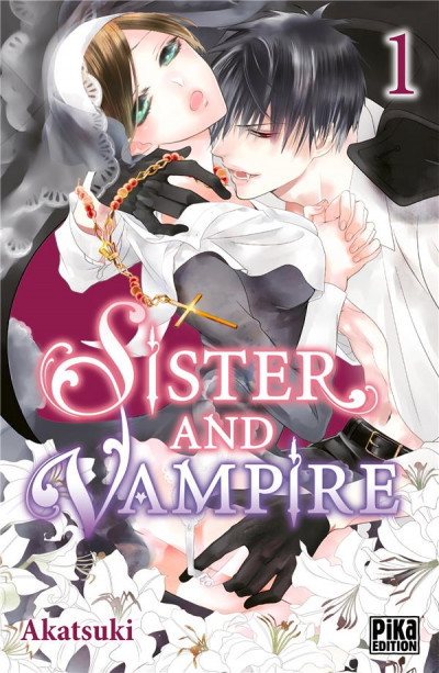 Couverture Sister and vampire tome 1
