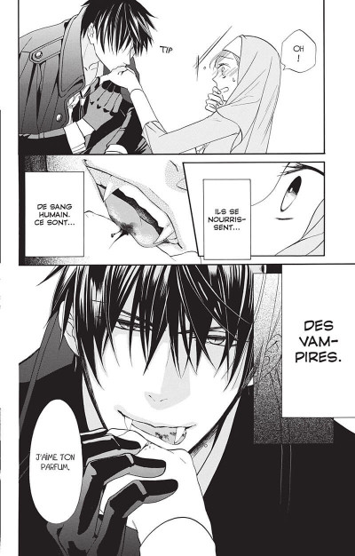 Page 4 Sister and vampire tome 1