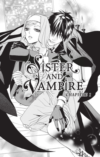 Page 5 Sister and vampire tome 1