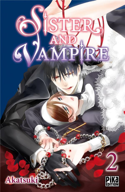 Couverture Sister and vampire tome 2