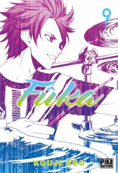 Couverture Fûka tome 9