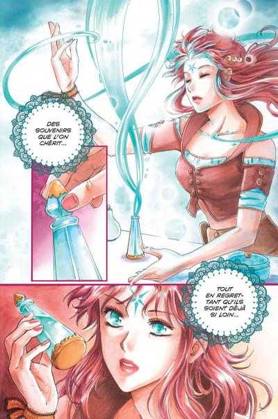 Page 2 Alchimia tome 3
