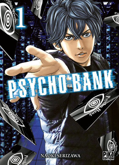 Couverture Psycho bank tome 1