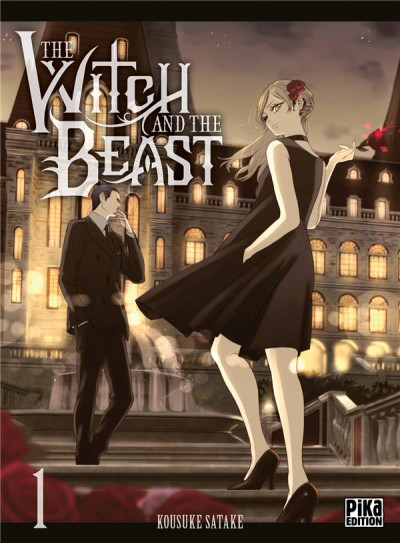 Couverture The witch and the beast tome 1