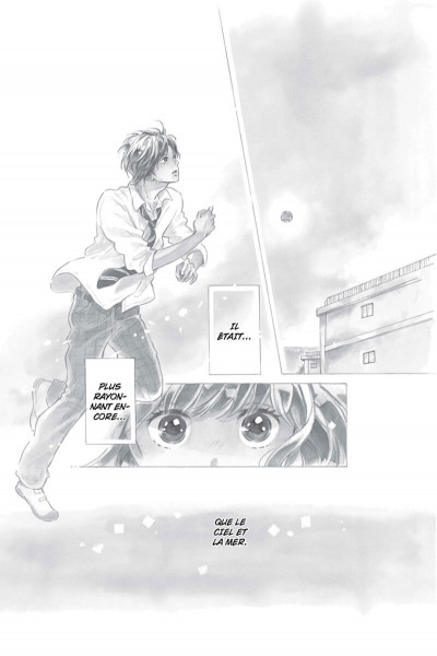 Page 3 I fell in love after school tome 1