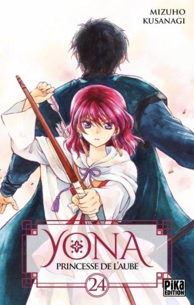 Couverture Yona, princesse de l'aube tome 24