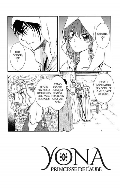 Page 6 Yona, princesse de l'aube tome 24