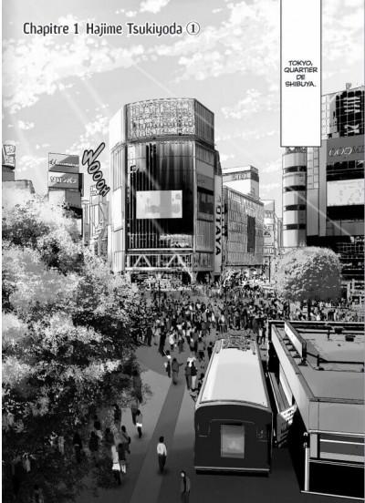 Page 2 Shibuya hell tome 1