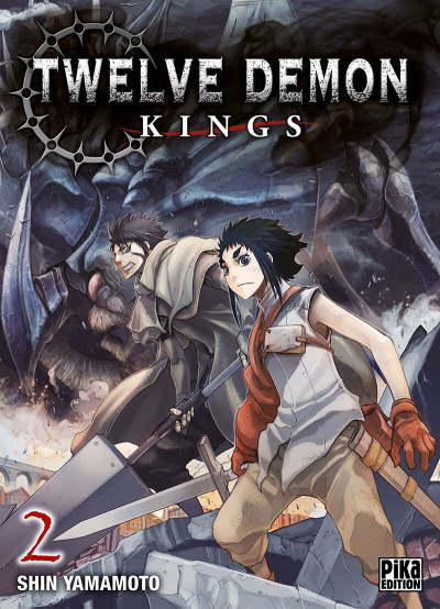 Couverture Twelve demon kings tome 2