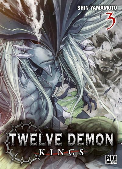 Couverture Twelve demon kings tome 3