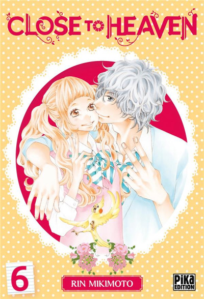 Couverture Close to heaven tome 6