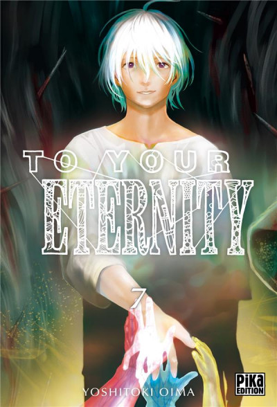 Couverture To your eternity tome 7
