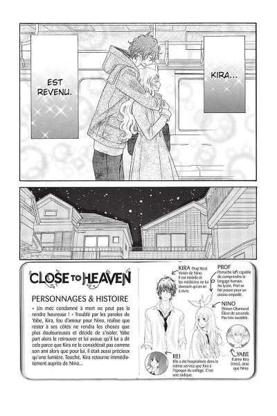Page 5 Close to heaven tome 7