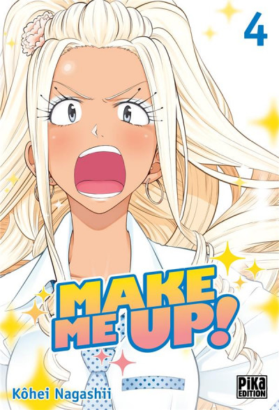 Couverture Make me up ! tome 4