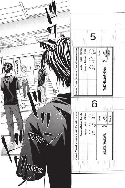 Page 6 Chihayafuru tome 26