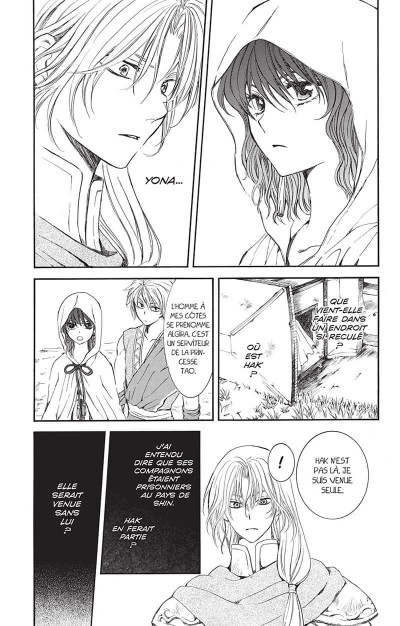 Page 5 Yona, princesse de l'aube tome 25