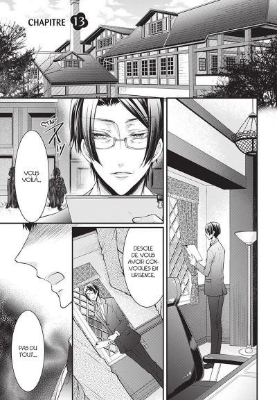 Page 3 Shinobi quartet tome 4
