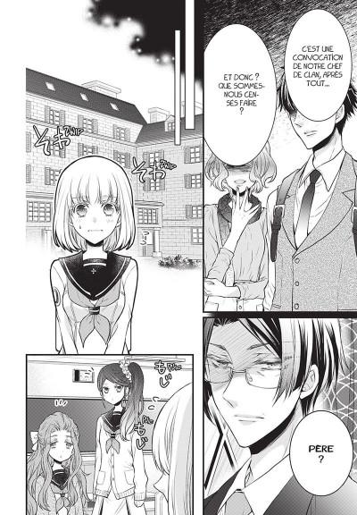 Page 4 Shinobi quartet tome 4