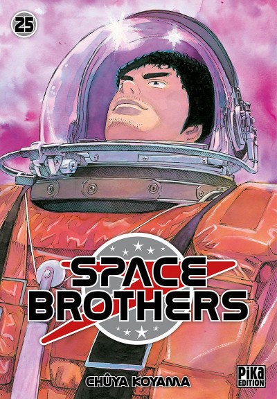 Couverture Space brothers tome 25
