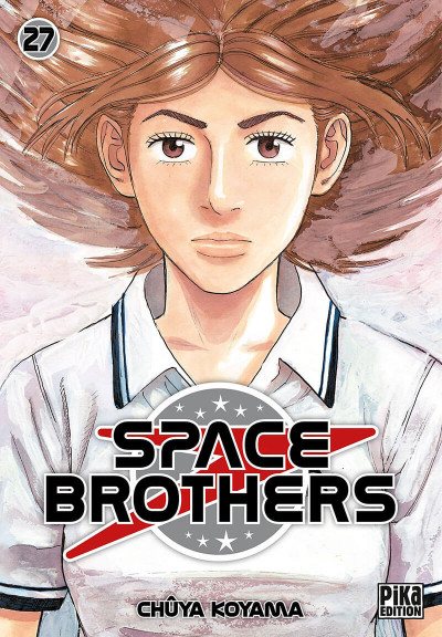 Couverture Space brothers tome 27