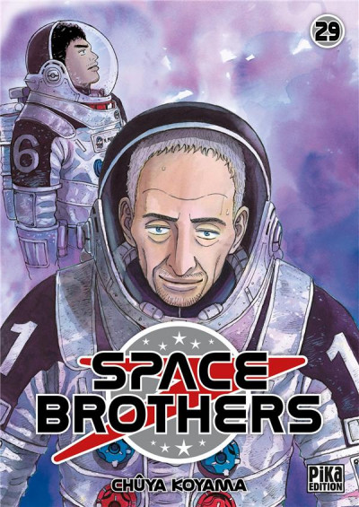 Couverture Space brothers tome 29