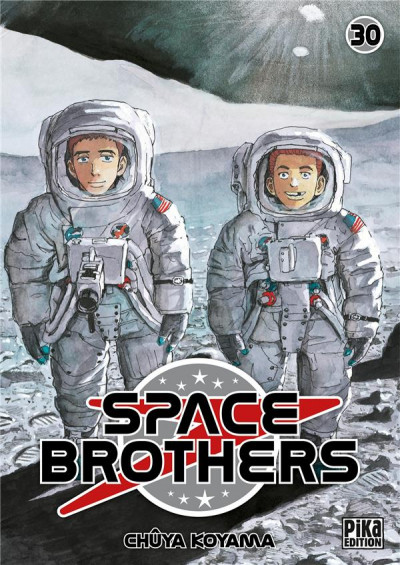 Couverture Space brothers tome 30