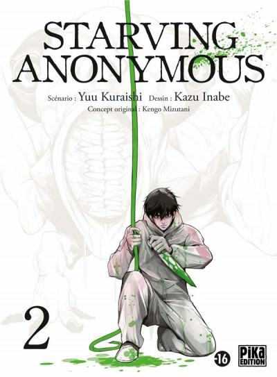 Couverture Starving anonymous tome 2