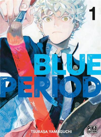 Couverture Blue period tome 1