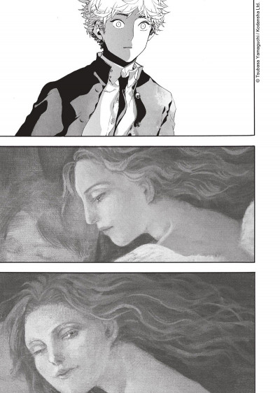 Page 2 Blue period tome 1