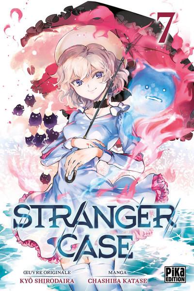 Couverture Stranger case tome 7