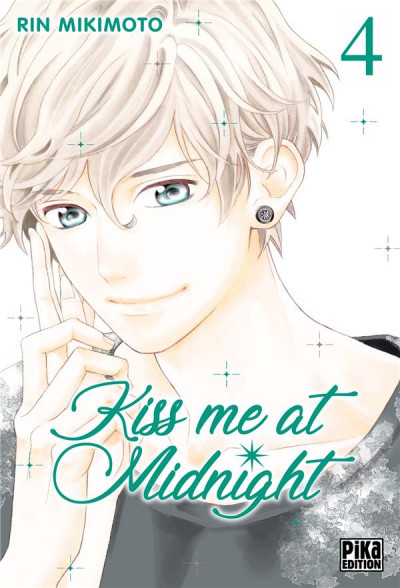 Couverture Kiss me at midnight tome 4