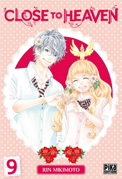Couverture Close to heaven tome 9